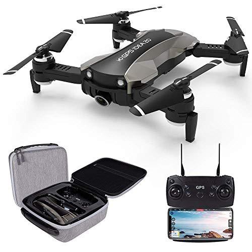 le-idea IDEA20 Drone con Camara HD, 4K Drones con Camara Profesional...