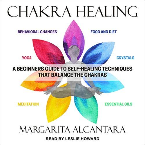 Page de couverture de Chakra Healing