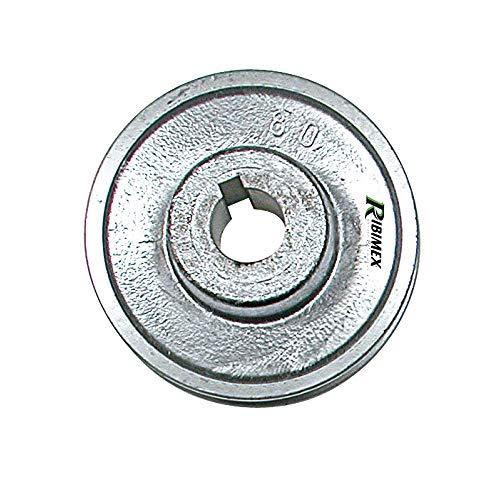 Riemenscheibe Durchmesser 120Achse 19mm.