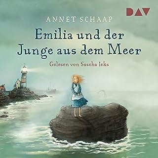 Emilia und der Junge aus dem Meer Titelbild