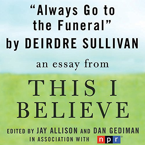 Always Go to the Funeral audiobook cover art