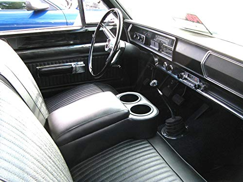 1949-1993 BC-Cruiser Full Bench Seat Console
