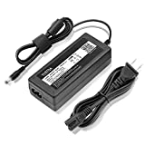Yustda 12V AC/DC Adapter for Haier LEC24B1380 LEC24B1380W LEC24B1380A LEC24 B1380 LEC24B 1380 LEC24B 1380W LEC24B 1380A 24' LE22B13800 22' LED HDTV LCD HD TV DVD Combo 12VDC Power Supply Charger