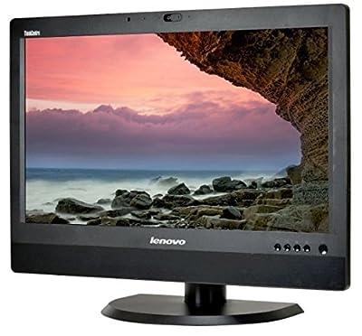 Lenovo ThinkCentre M92Z 23in FHD All-in-One Desktop Computer, Intel Quad Core i5-3470T 2.90GHz, 8GB Ram, 2TB HDD, USB 3.0, DVD-RW, DiaplayPort, RJ-45, Windows 10 Professional (Renewed)