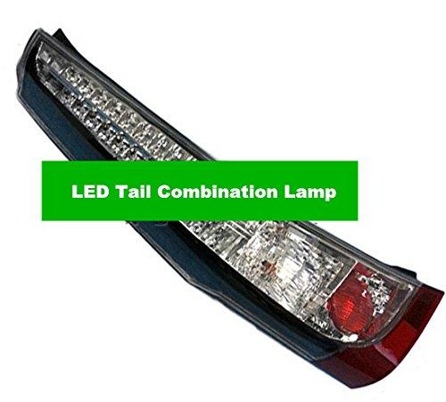 GOWE Kit de feux arrière à LED pour Mitsubishi Grandis 2003-2007 NA4W