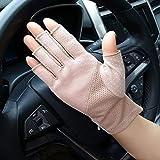 Mitones mujeres guantes elegante encaje verano guantes de protección antideslizante tirador doigtuv protección guantes...