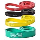 DITTMANN Superband Kombi LEVEL 1 bis 4 Fitness Workout Training