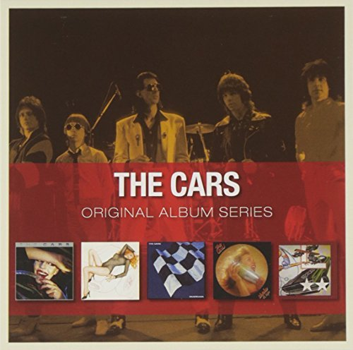 Original Album Series:The Cars/Candy-O/Heartbeat CityShake...