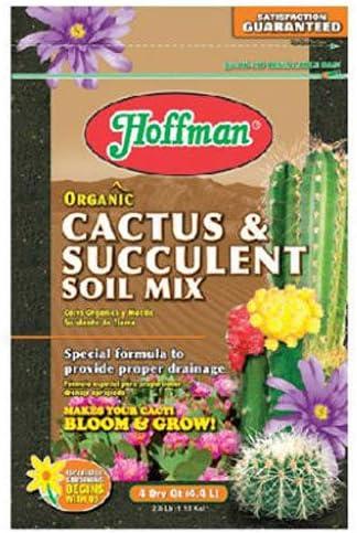 Hoffman 10404 Organic Cactus and Succulent Soil Mix