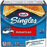 Kraft Singles American Cheese (24 Slices)
