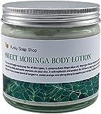 Sweet Moringa Body Lotion 250g Glass jar