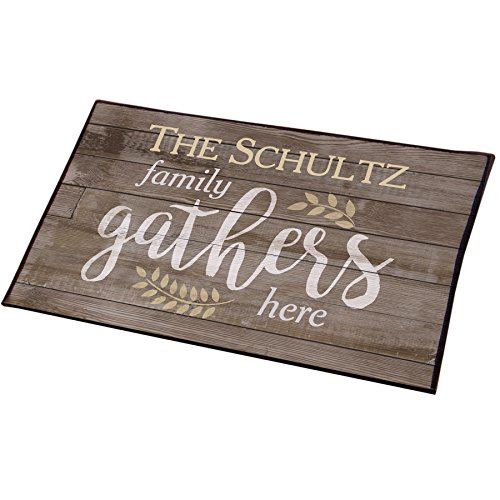 GiftsForYouNow Water Resistant Personalized Family Gathers...