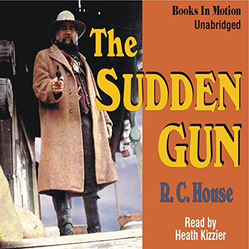Sudden Gun audiobook cover art