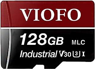 VIOFO 128GB UHS-3 microSDカード プロフェッショナル高耐久MLC アダプター付き