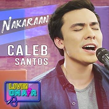 Nakaraan (Live! On Air)
