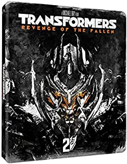 Transformers: Revenge of the Fallen [2Blu-Ray] (English audio. English subtitles)