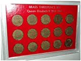 Commemorative Coin Set A Great Christmas / Birthday / Occasion Gift This item is new/mint and is housed in a display protection case but can be removed for framing if so desired 173mm x 121mm x 8mm approx Visit historicgiftsets' Amazon store to view ...