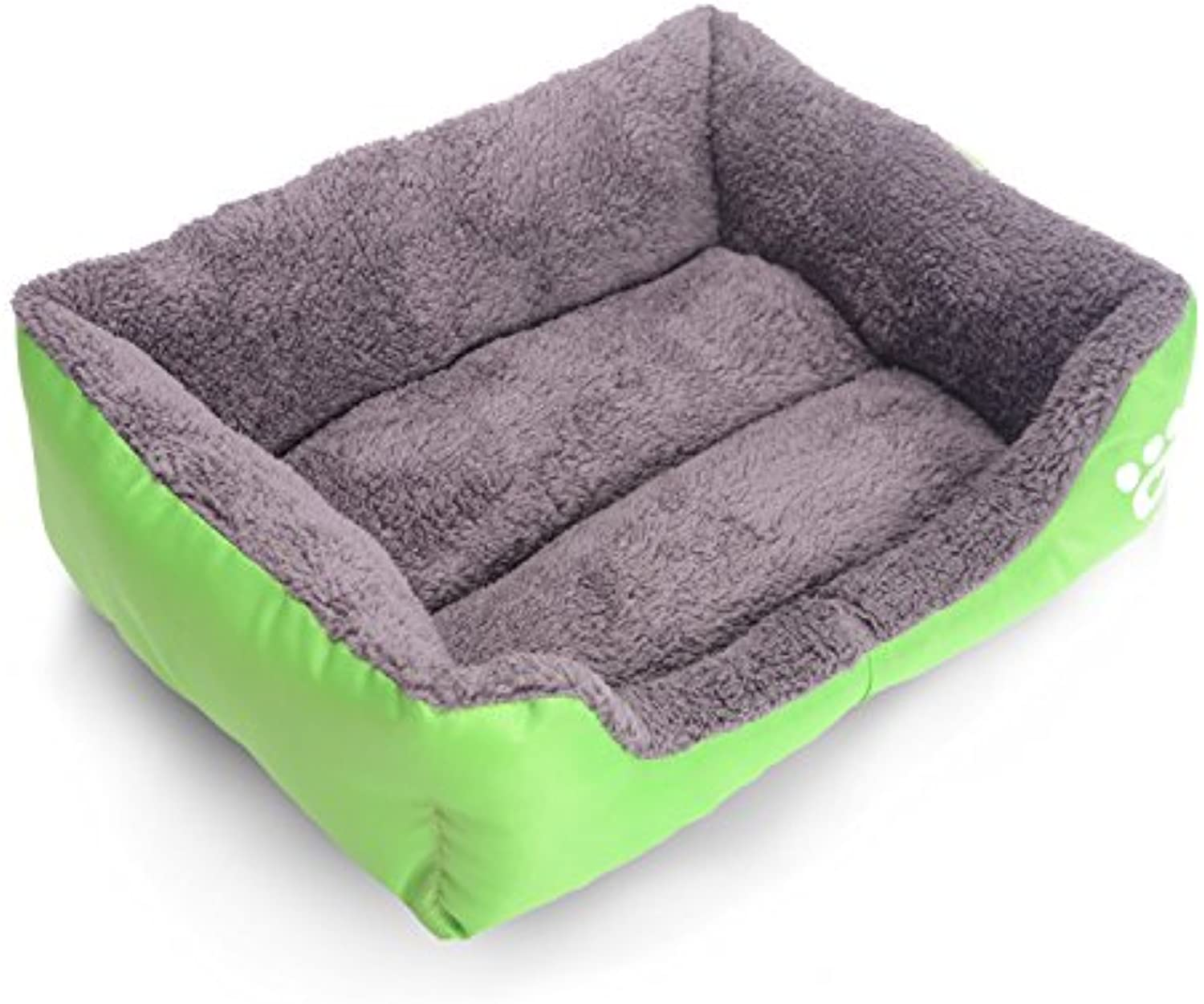 CHONGWUCX Small and mediumsized dog Teddy Bixu dirtproof warm pet dog kennel, l