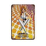 Art Deco Movie Retro Poster Barbarella Retro Blechschild