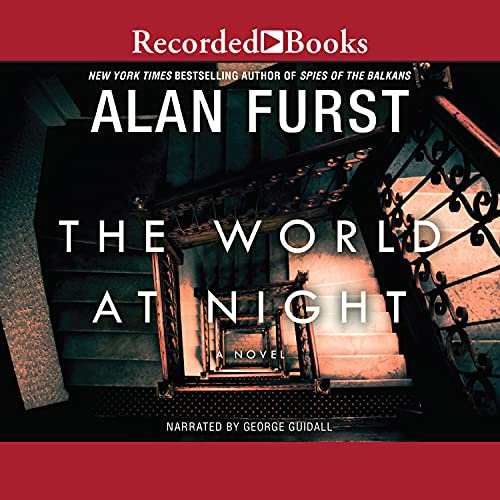 The World at Night Audiobook By Alan Furst cover art