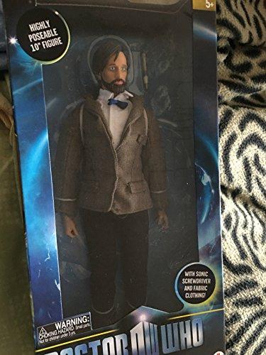 Dr. Who - Matt Smith Talking Doll (with beard)