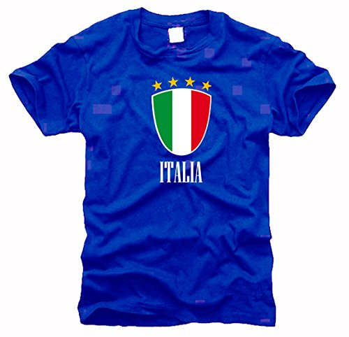 Italia Italy – T-shirt – XXL