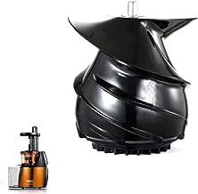 SKG Juicing Screw for Slow Masticating Juicer & Multifunction Food Processor 2059 (SKG Food Shredder, SKG Vertical Low Speed Masticating Juicer)