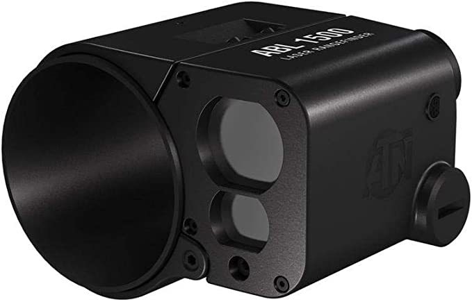 ATN Auxiliary Ballistic Laser Rangefinder - The Best Overall