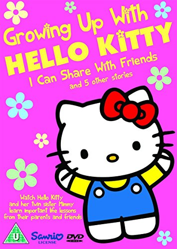 Growing Up With Hello Kitty  I Can Share [Edizione: Regno Unito] [Edizione: Regno Unito]