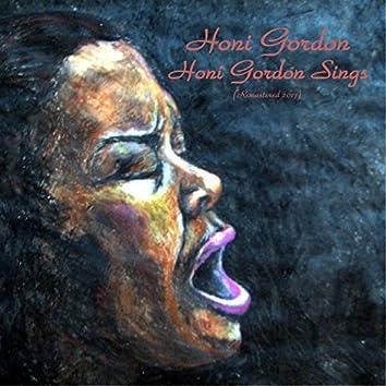 Honi Gordon Sings (feat. Jaki Byard / Ken McIntyre / George Duvivier) [Remastered 2017]