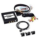 ビートソニック TOYOTA ディスプレイオーディオ用 外部入力アダプター AVX02 +AVX用オプションスイッチ AVX-SW1のセット品です。 トヨタ ハリアー/C-HR GR SPORT