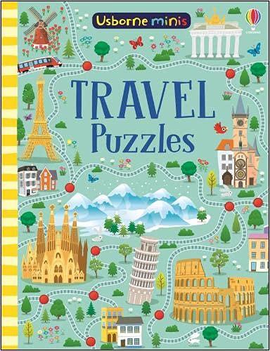 Travel Puzzles (Usborne Minis)