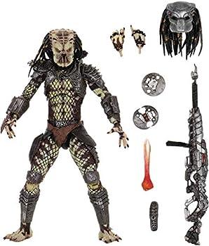 NECA - Predator 2 Ultimate Scout Predator 7 Inch Action Figure