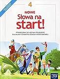 Nowe Slowa na start! 4 Podrecznik - Anna Klimowicz