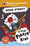 Dr Singh, Pirate King: Genie Street: Ladybird Read it yourself (English Edition)