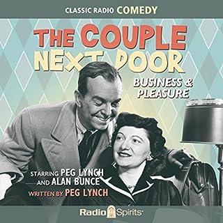 Couple Next Door: Business & Pleasure audiobook cover art