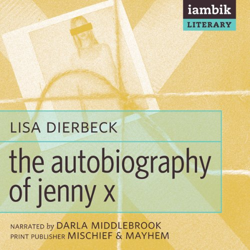 The Autobiography of Jenny X cover art