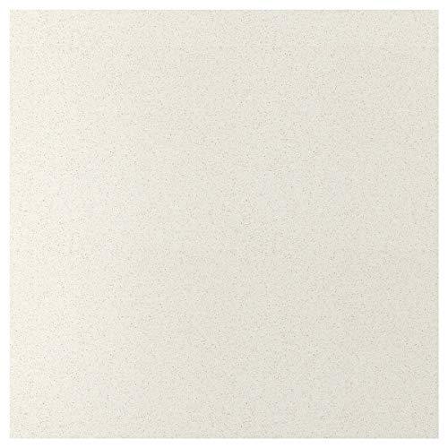 SIBBARP specialtillverkad väggpanel 1 m²x1,3 cm vit sten effekt/laminat