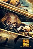 Poster Mad Max Fury Road Movie 70 X 45 cm