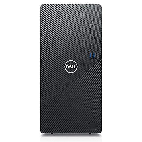 Dell Inspiron 3880 Business Desktop Computer_ Intel Octa-Core i7-10700 Up to 4.8GHz_ 16GB DDR4 RAM_ 512GB PCIe SSD + 1TB HDD_ 802.11AC WiFi_ VGA_ HDMI_ Black_ Windows 10 Pro