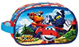 Super Wings Mountain Nececer Adaptable Multicolor 24x14x10 cms Poliéster