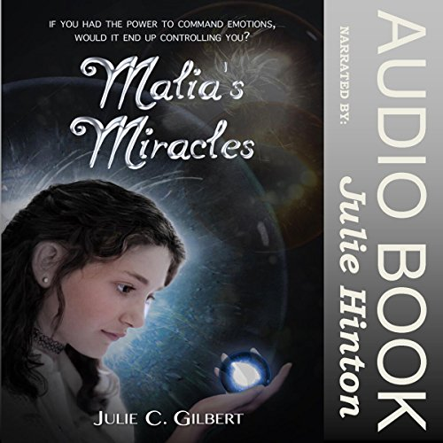 Malia's Miracles audiobook cover art