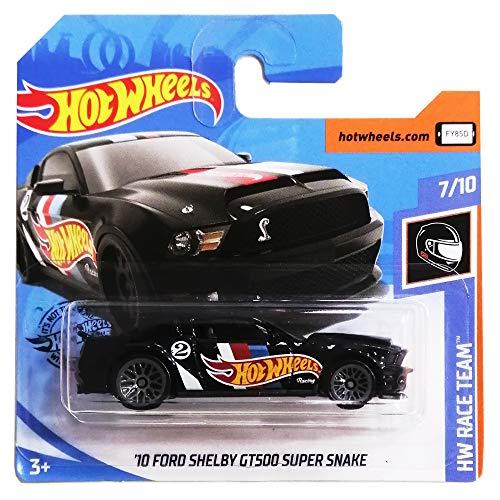 Hot.Wheels \'10 Ford Shelby GT500 Super Snake HW Race Team