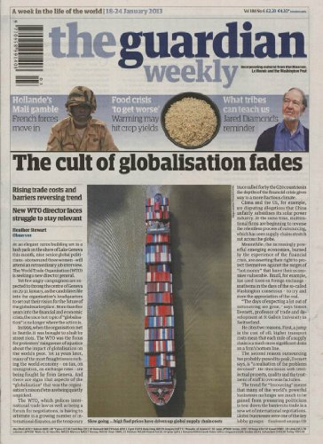 Guardian Weekly United Kingdom [Jahresabo]