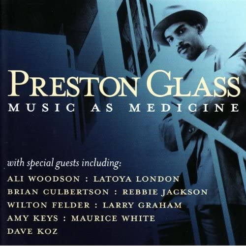 Panic Button (Feat  Maurice White) by Preston Glass on