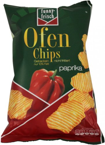 Funny-Frisch Ofenchips Paprika