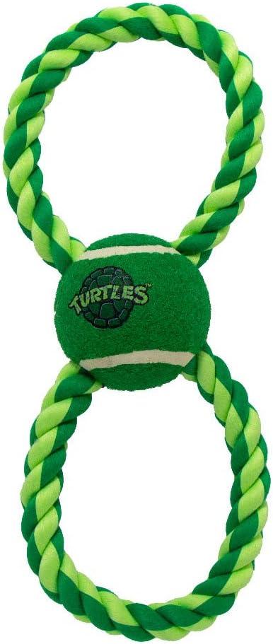 Dog Max 89% OFF Toy Nickelodeon Rope Tennis Mutant Max 70% OFF Ball Ninja Teenage Turt