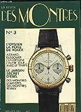 La Revue des Montres N°3 : L'Oyster, la perle de Rolex - Azzaro, Dussollier l'un...