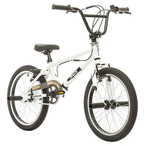 mächtig Professionelles Fahrrad, 20 Zoll BMX, Freestyle-Fahrrad, BMX, 360 ° -Rotorsystem, 4 Stahlstifte, Kettenschutz,…