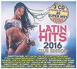 Latin Hits 2016 Club Edition-3cd Set